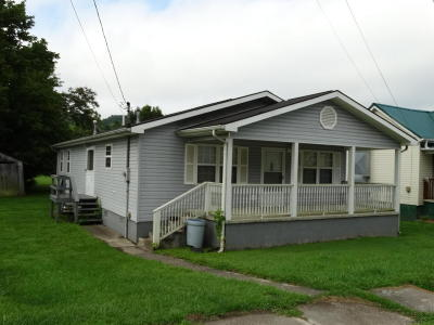 Middlesboro Single Family Home For Sale: 316 Avondale Ave