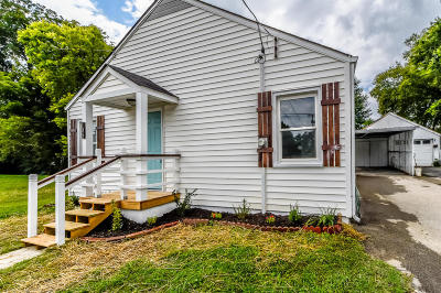 Single Family Home For Sale: 105 N Magnolia St
