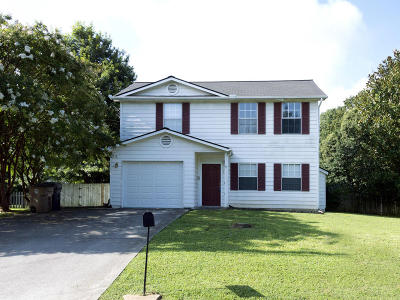Knoxville Single Family Home For Sale: 2307 Crestpark Rd