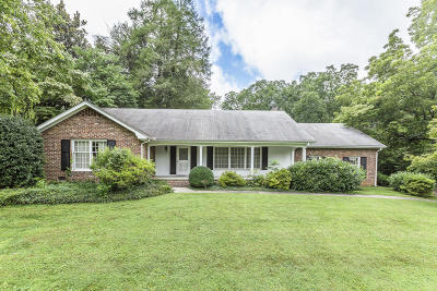 Knoxville Single Family Home For Sale: 6004 Grove Park Rd