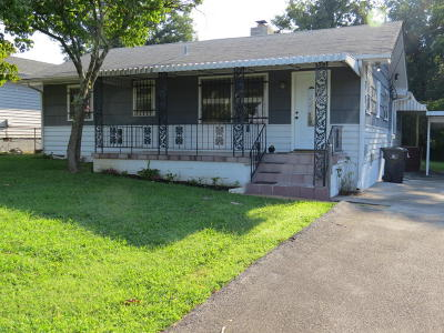 Knoxville Single Family Home For Sale: 2004 Chillicothe St