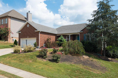 Knoxville Single Family Home For Sale: 812 Hidden Glen Lane