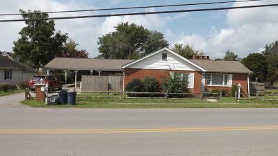Single Family Home For Sale: 105 Davis Dr.
