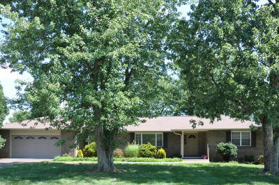Knoxville Single Family Home For Sale: 11732 Georgetowne Drive #2