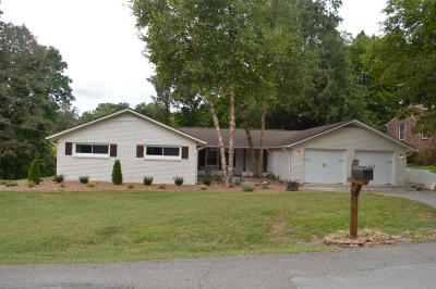 Knoxville Single Family Home For Sale: 7026 Shadyland Drive