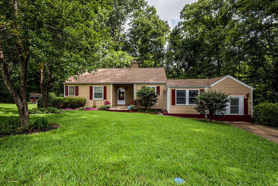 Knoxville Single Family Home For Sale: 207 Hillcrest Court