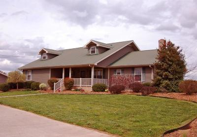 Sweetwater Single Family Home For Sale: 250 County Road 348