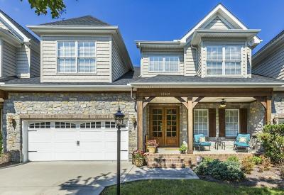 Knoxville Single Family Home For Sale: 10009 Autumn Valley Lane