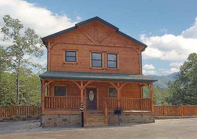 Gatlinburg Single Family Home For Sale: 857 Great Smoky Way