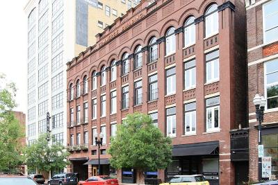Condo/Townhouse Sold: 122 S Gay St #104