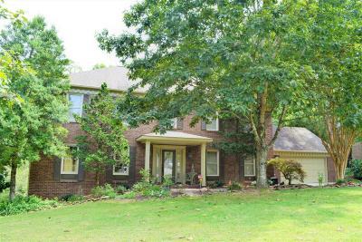 Oak Ridge Single Family Home For Sale: 107 Crestview Lane