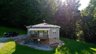 Cocke County Single Family Home For Sale: 5285 Rag Mountain Rd