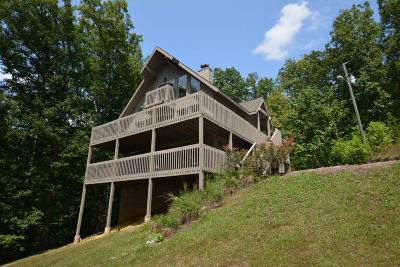 Sevier County Single Family Home For Sale: 2924 Nuns Cove Rd