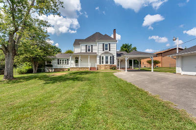 Knoxville Single Family Home For Sale: 415 Ola Mathis Drive
