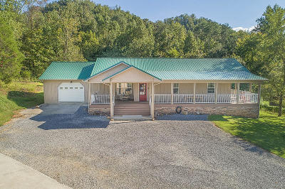 Tellico Plains Single Family Home For Sale: 2090 Fairview Rd
