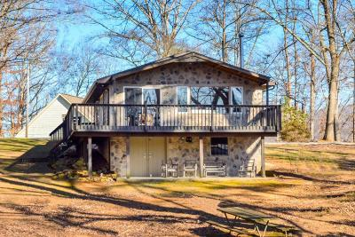 Single Family Home For Sale: 134 Trails End
