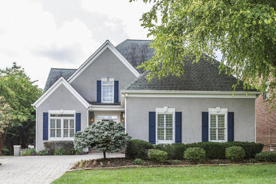 Knoxville Single Family Home For Sale: 9849 Giverny Circle