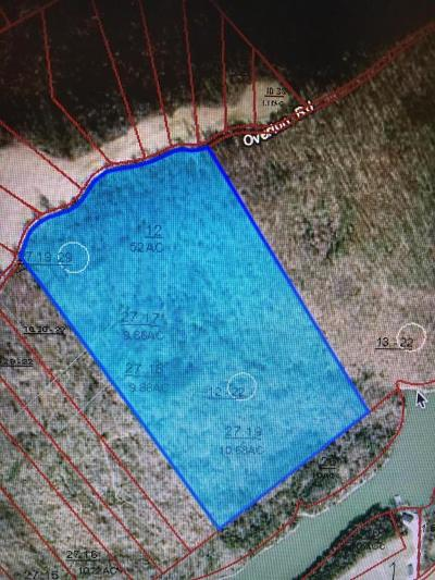 Union County Residential Lots & Land For Sale: 0 Overton Rd