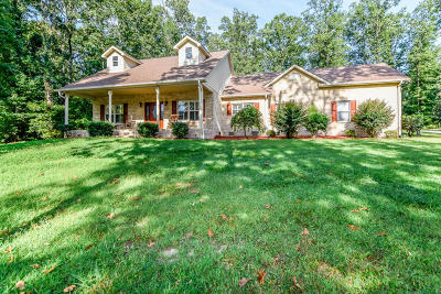 Walland Single Family Home For Sale: 4525 Glennora Dr