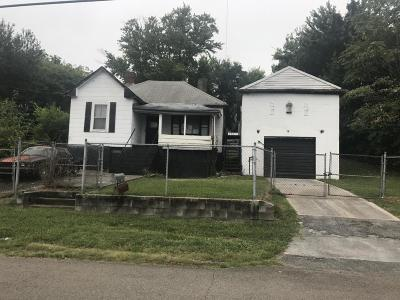 Knoxville Single Family Home For Sale: 1245 Virginia Ave