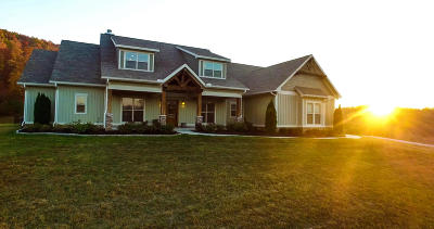 Knoxville Single Family Home For Sale: 7218 Flint Gap Rd