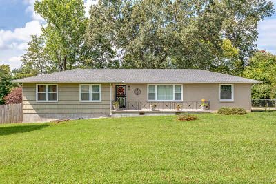Knoxville Single Family Home For Sale: 2105 Pleasant View Rd