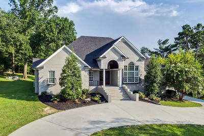 Knoxville Single Family Home For Sale: 10232 Westland Drive