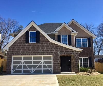 Knoxville Single Family Home For Sale: 874 Festival Lane (Lot 19)