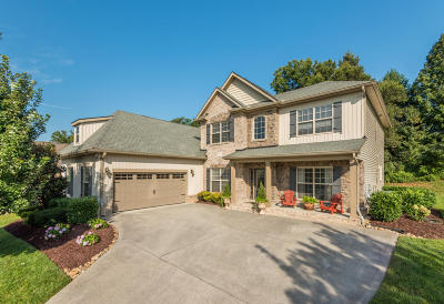 Knoxville Single Family Home For Sale: 11705 Autumn Glade Lane