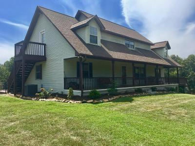 Maryville Single Family Home For Sale: 3826 Clover Hill Mill Rd
