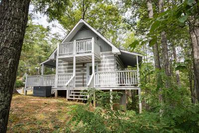 Gatlinburg Single Family Home For Sale: 536 Deer Path Lane