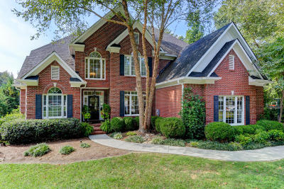 Knoxville Single Family Home For Sale: 9518 Shadow Lane