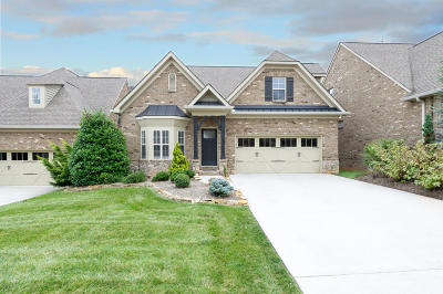 Knoxville Single Family Home For Sale: 1201 Bishops View Lane