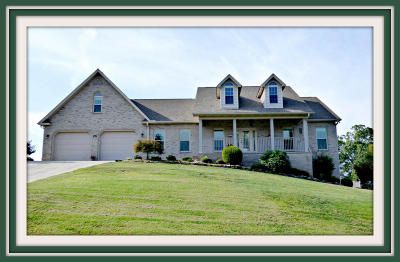 Jefferson County Single Family Home For Sale: 849 Pinnacle Drive