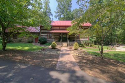 Knoxville Single Family Home For Sale: 1737 N Campbell Station Rd