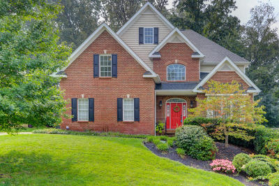 Knoxville Single Family Home For Sale: 8828 Ebenezer Oaks Lane