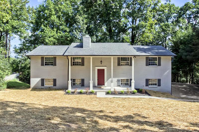 Knoxville Single Family Home For Sale: 5004 Mountaincrest Drive