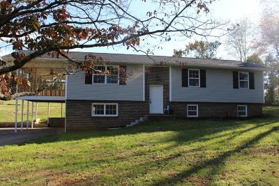 Seymour Single Family Home For Sale: 6138 Nails Creek Rd