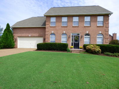 Knoxville Single Family Home For Sale: 7410 Saddlebrooke Drive