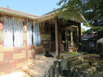 Morristown Single Family Home For Sale: 1113 E 6th North St