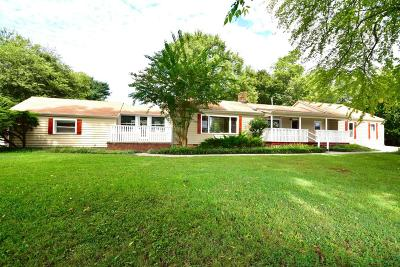 Knoxville Single Family Home For Sale: 10821 Dundee Rd