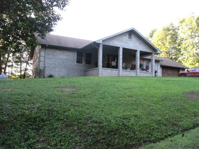 Jellico Single Family Home For Sale: 485 Hoot Owl Hollow Lane