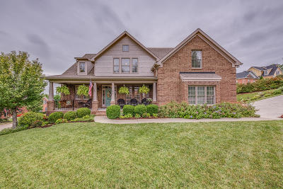 Knoxville Single Family Home For Sale: 1206 Appaloosa Way