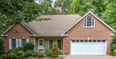 Loudon Single Family Home For Sale: 221 Oohleeno Trace