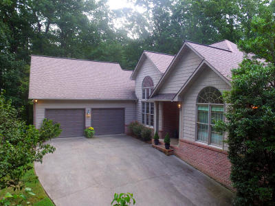 Maryville Single Family Home For Sale: 3410 Allegheny Loop Rd