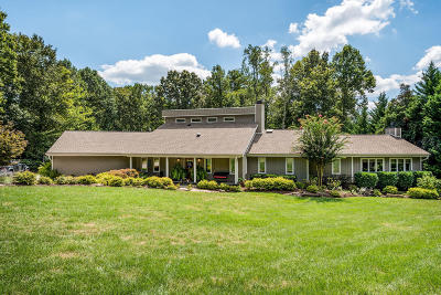 Knoxville Single Family Home For Sale: 5324 Turtle Point Lane