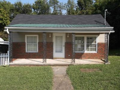 Knoxville Single Family Home For Sale: 3517 Knott Ave