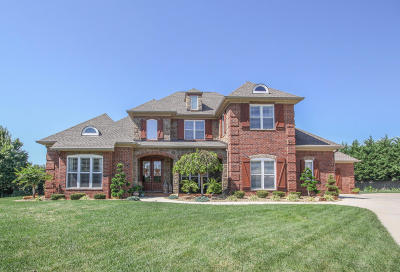 Maryville Single Family Home For Sale: 1637 Loch Leigh Way