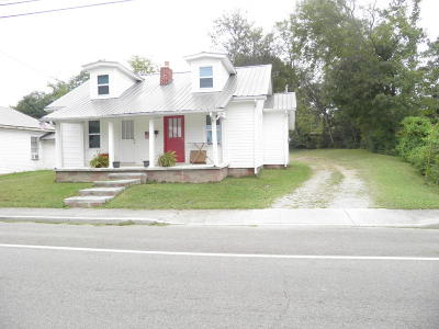 Loudon Single Family Home For Sale: 828 Mulberry St