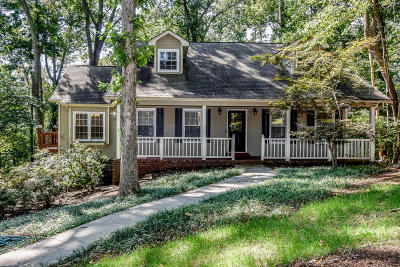 Knoxville Single Family Home For Sale: 2209 Misty Trace